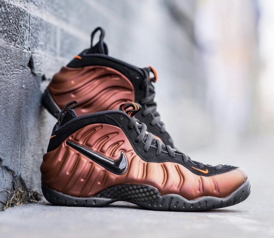 9a085f003af Nike Air Foamposite Pro Hyper Crimson Color-Shift 624041-800 Release ...
