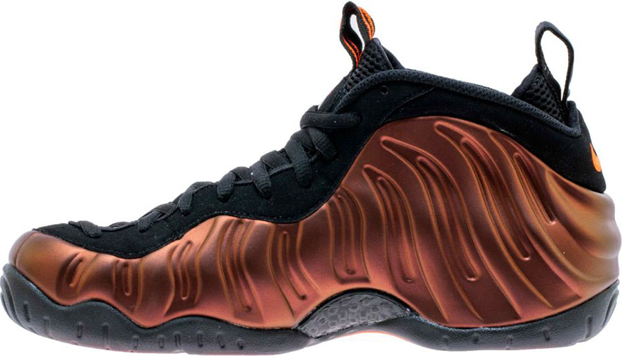 Nike Air Foamposite Pro Hyper Crimson Black 624041-800 Release Date Price
