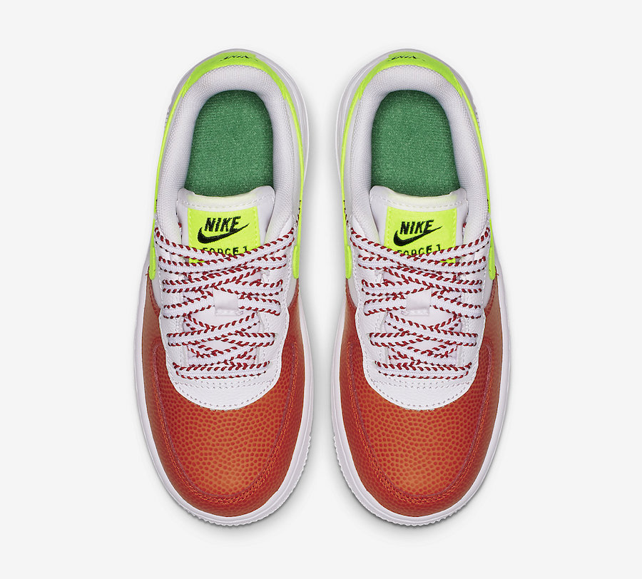 Nike Air Force 1 Low BQ6981-100 Release Date