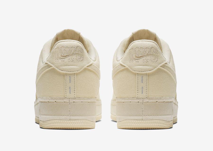 Nike Air Force 1 Low Muslin Procell Wildcard CJ0691-100 Release Date