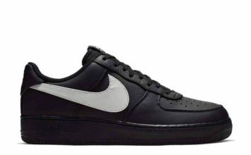 Nike Air Force 1 Premium 2 Black Barely Grey CI9353-001 Release Date