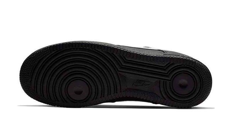 best cheap 8bfa7 966f6 Nike Air Force 1 Premium 2 Black Barely Grey CI9353-001 Release Date
