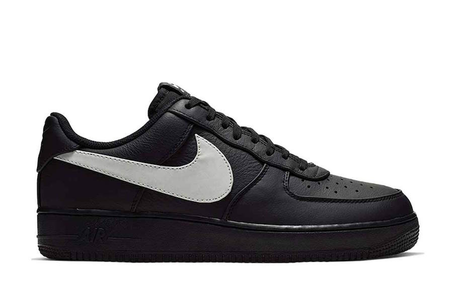best cheap 942e3 4d7f6 Nike Air Force 1 Premium 2 Black Barely Grey CI9353-001 Release Date