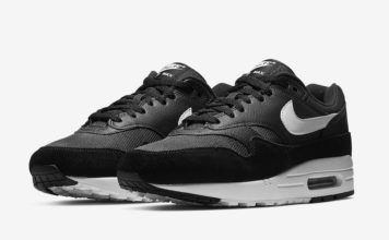 Nike Air Max 1 Black White AH8145-014 Release Date