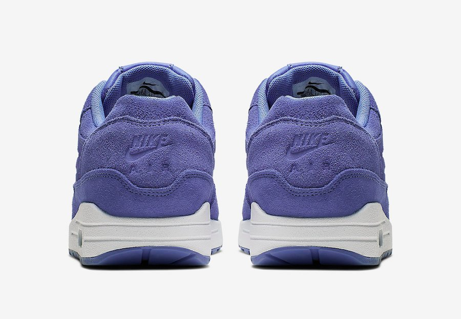 Nike Air Max 1 Premium 454746-502 Release Date