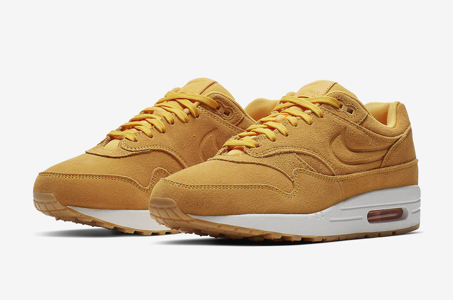 Nike Air Max 1 Premium 454746-702 Release Date
