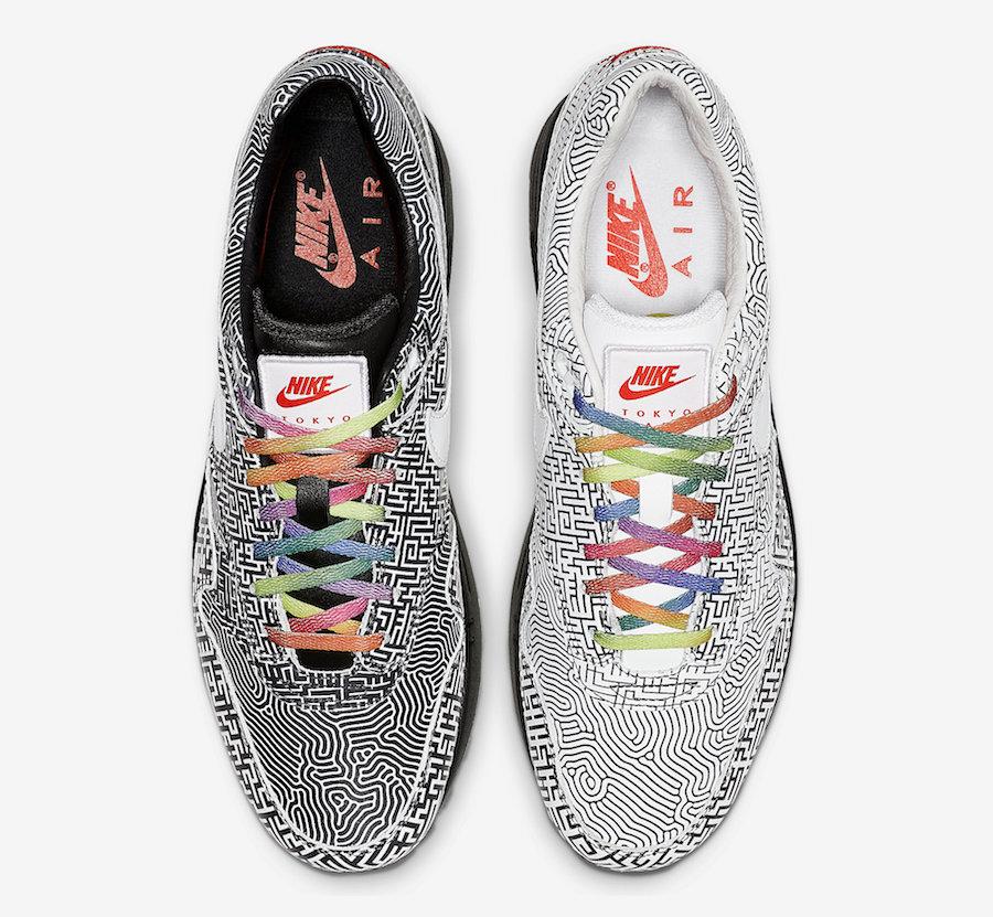 Nike Air Max 1 Tokyo Maze CI1505 001 Release Date   SneakerFiles