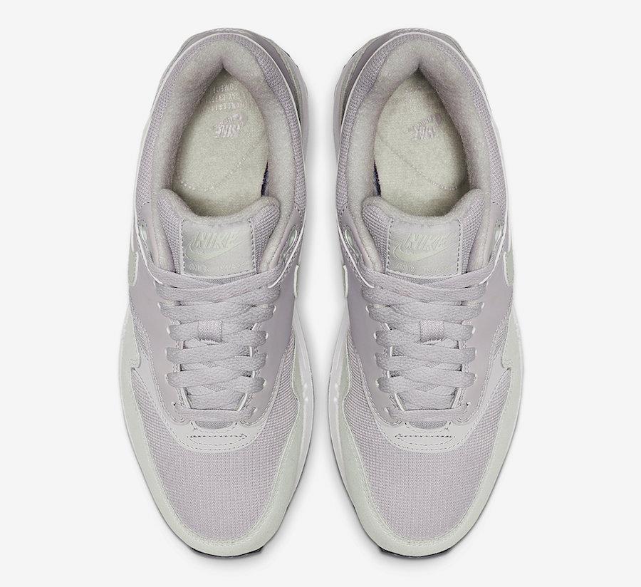 Nike Air Max 1 Vast Grey Spruce Aura 319986-043 Release Date