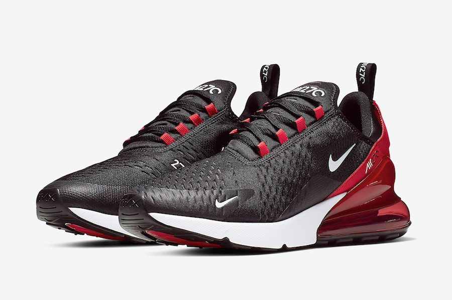 the latest 2dd87 0e844 Nike Air Max 270 Bred AH8050-022 Release Date