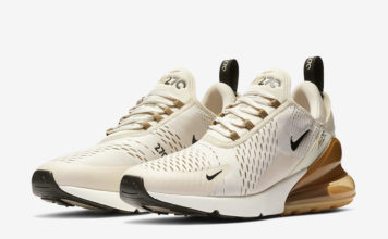Nike Air Max 270 Light Orewood Brown AH8050-108 Release Date