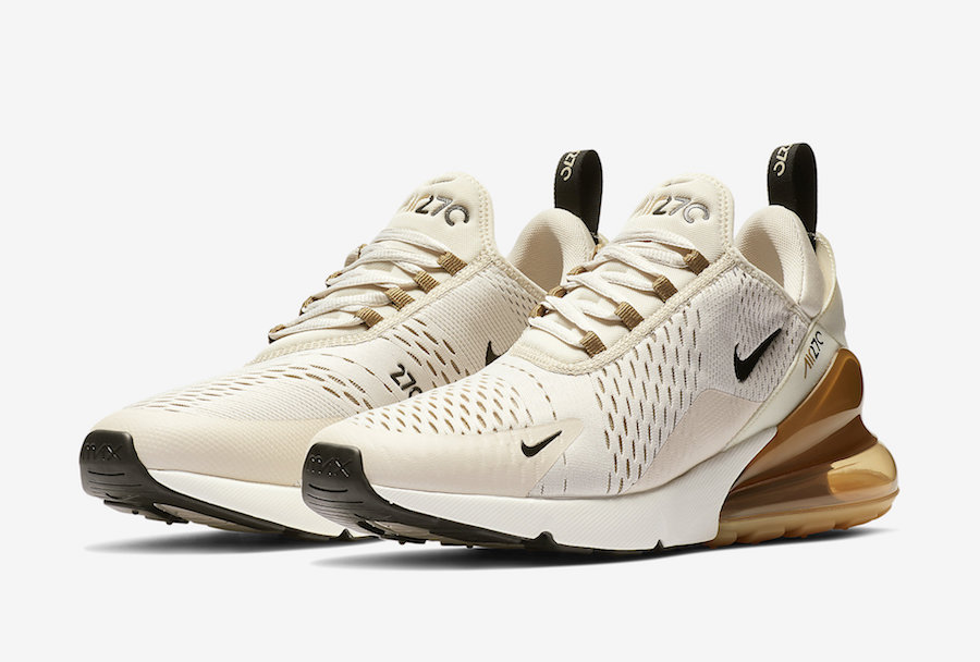 Nike Air Max 270 Light Orewood Brown AH8050 108 Release Date