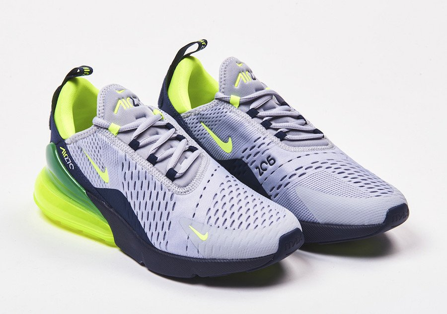 Nike Air Max 270 Seattle Home Away Release Date