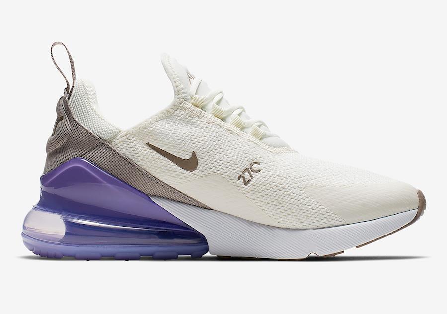 Nike Air Max 270 Space Purple AH6789-107 Release Date