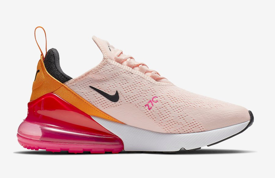 Nike Air Max 270 Washed Coral AH6789-603 Release Date