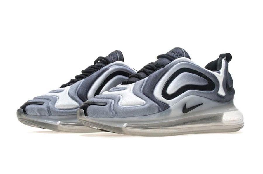 Nike Air Max 720 Metallic Silver Release Date