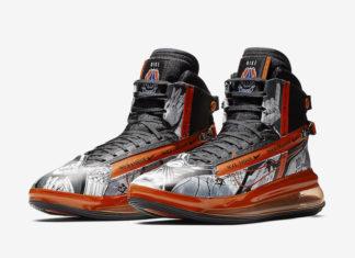 Nike Air Max 720 Saturn Black Team Orange CI1959-036 Release Date