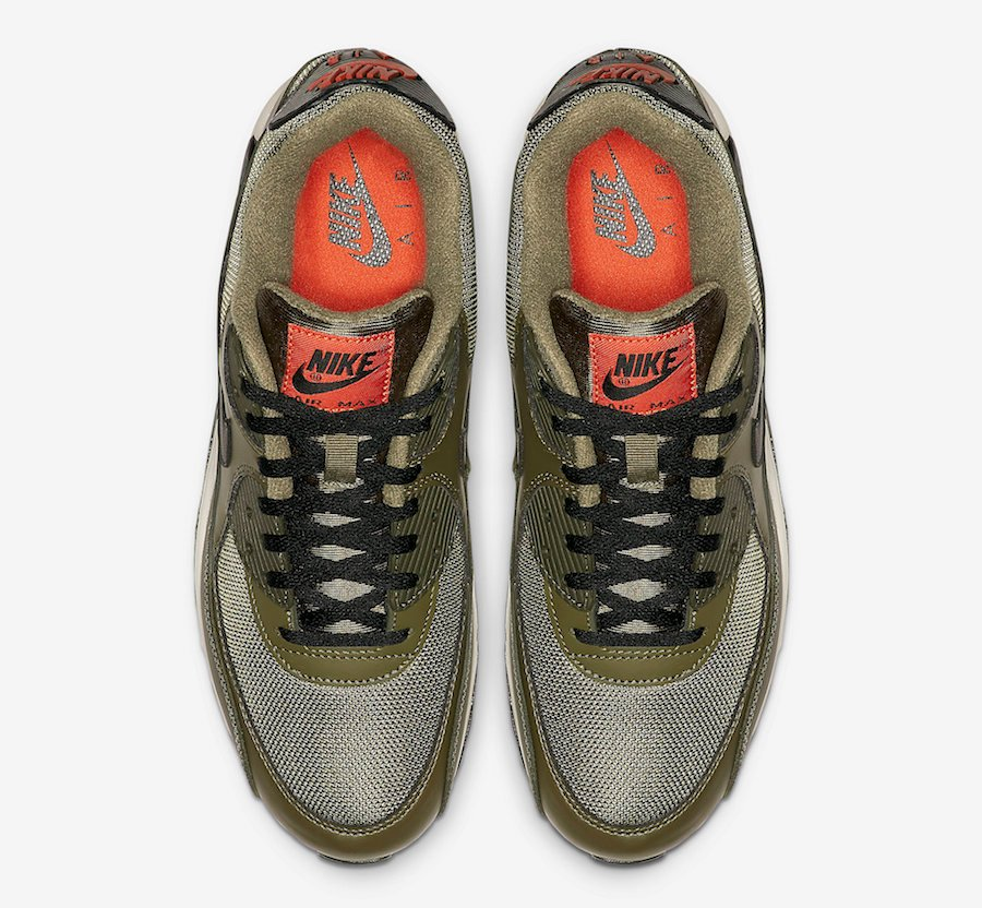Nike Air Max 90 Essential AJ1285-205 Release Date
