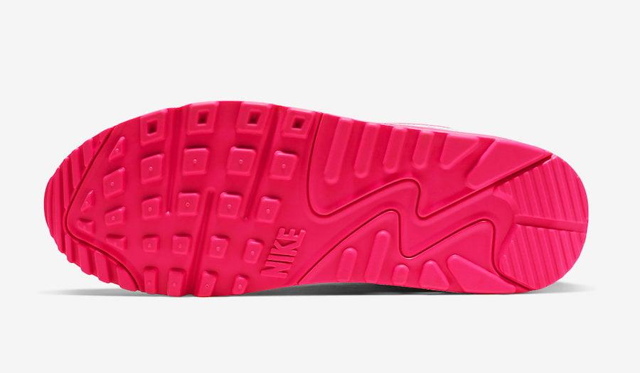 Nike Air Max 90 Topaz Gold Laser Fuchsia 325213-702 Release Date