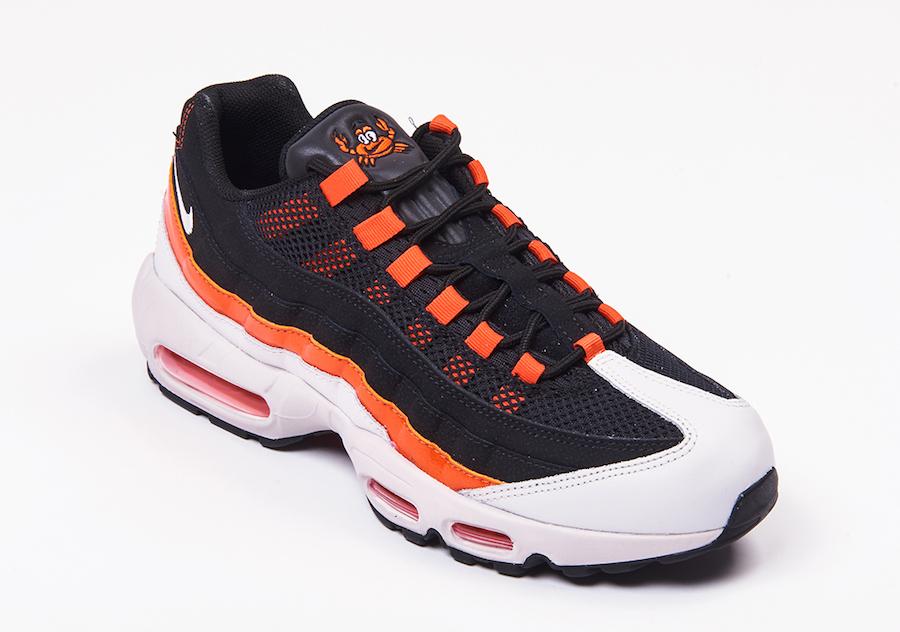 Nike Air Max 95 Baltimore Away CD7792-001 Release Date