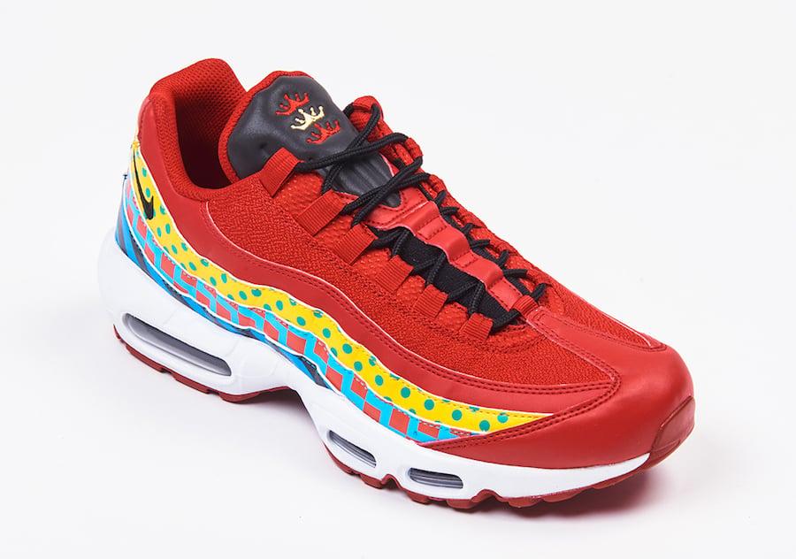 Nike Air Max 95 Crab CD7792 001 Release Info |