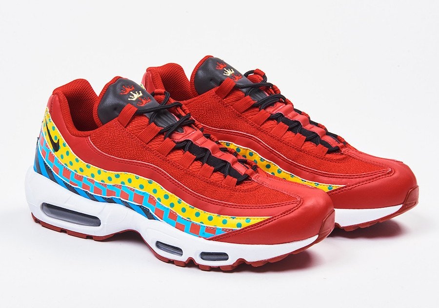 Nike Air Max 95 Baltimore Home CD7787-600 Release Date