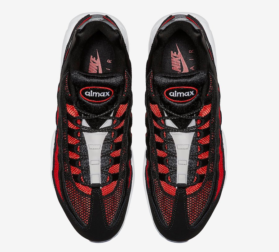Nike Air Max 95 Essential Bred 749766 039 Release Date SBD
