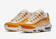 Nike Air Max 95 Forward Orange 307960-114 Release Date