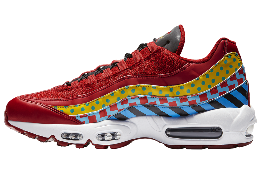 Nike Air Max 95 Gym Red CD7787-600 Release Date
