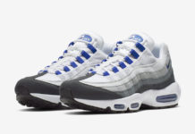 online store f0c78 74712 Nike Air Max 95 SC  Racer Blue  Available Now