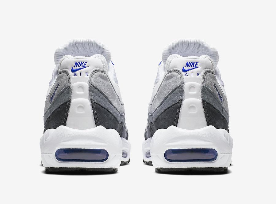 Nike Air Max 95 SC Racer Blue CJ4595-100 Release Date