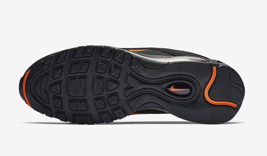 Nike Air Max 97 Black Hyper Crimson CD1531-001 Release Date