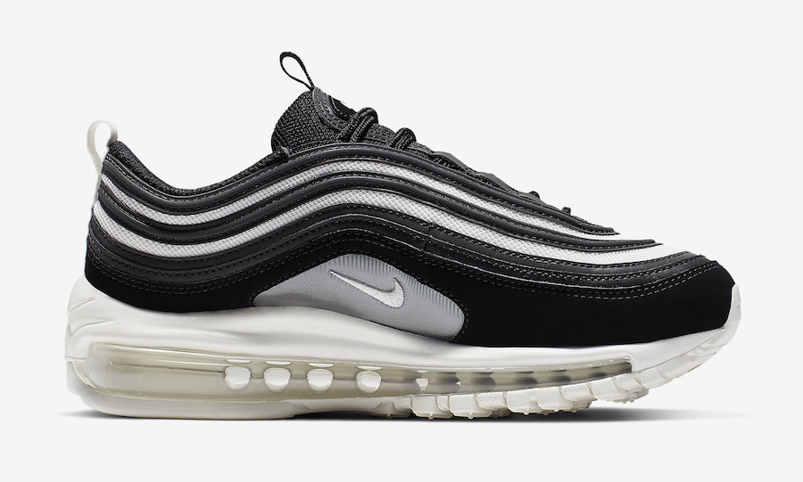 Nike Air Max 97 Black Platinum Tint White 921733-017 Release Date