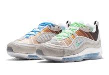 Nike Air Max 98 La Mezcla Release Date