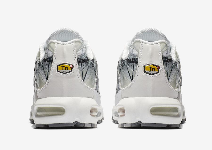 Nike Air Max Plus BV7826-100 Release Date