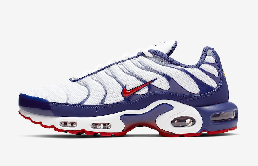Nike Air Max Plus CJ9928-100 Release Date