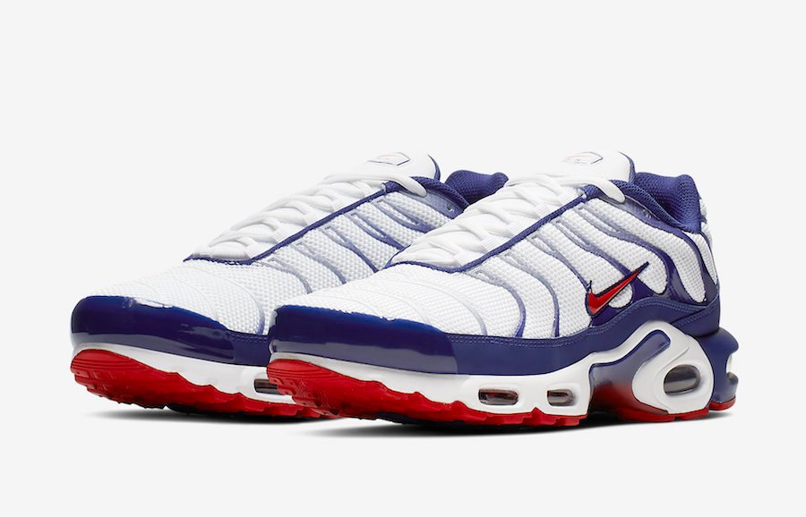6aa75aa1d4 Nike Air Max Plus CJ9928-100 Release Date | SneakerFiles