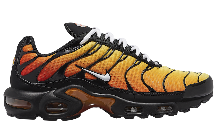 Nike TN Air Max Plus Tiger Orange | 852630 040