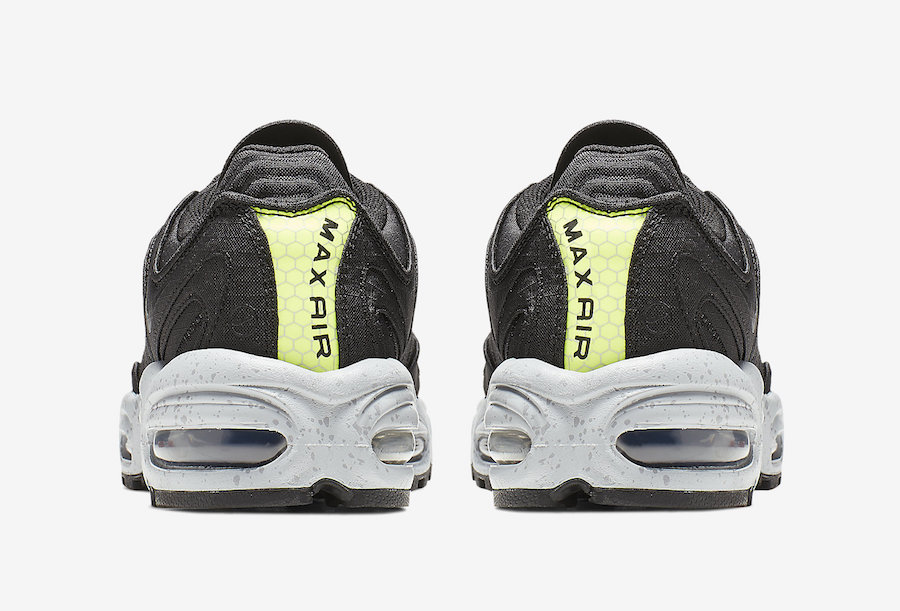 Nike Air Max Tailwind 4 IV Black Wolf Grey Volt BV1357-002 Release Date