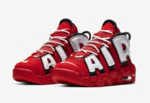 pick up 06a7c 3994b Nike Air More Uptempo Releasing in Another Chicago Bulls Colorway