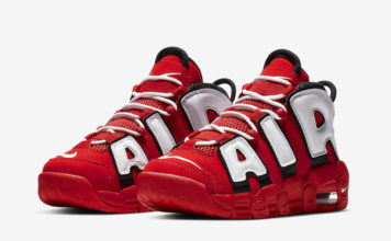 05993e9da Nike Air More Uptempo Releasing in Another Chicago Bulls Colorway