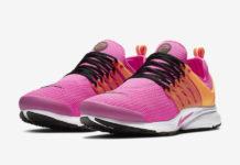 Nike Air Presto Laser Fuchsia Orange 878068-607 Release Date