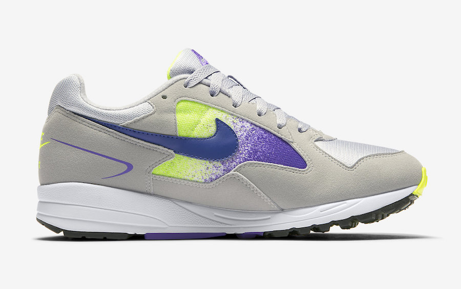 Nike Air Skylon 2 Wolf Grey Volt Hyper Grape AO1551-003 Release Date