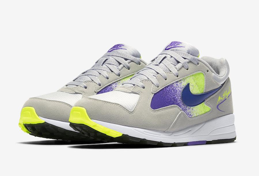 Nike Air Skylon 2 Wolf Grey Volt Hyper Grapde AO1551-003 Release Date