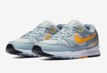 more photos 270b4 7b76d Nike Air Span 2 in Grey and Yellow