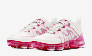 Nike Air VaporMax 2019 Pink Rise AR6632-105 Release Date
