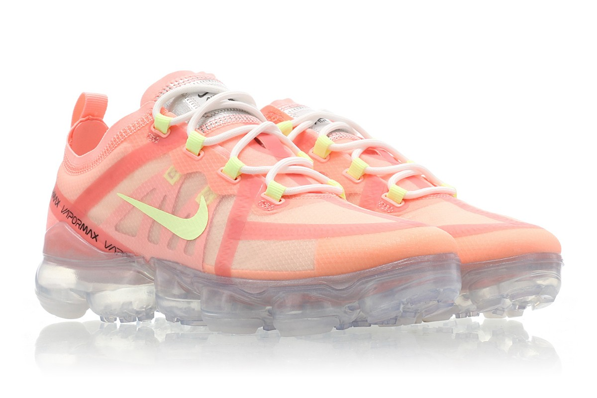 Nike Air VaporMax 2019 Pink Tint AR6632-602 Release Date