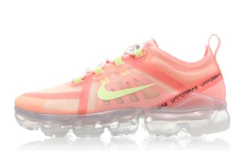 Nike Air VaporMax 2019 Pink Tint AR6632-602 Release Date