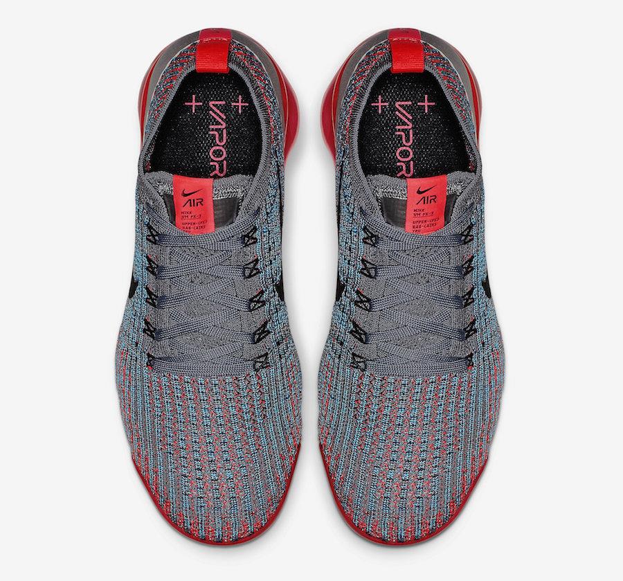 Nike Air VaporMax 3.0 Flash Crimson AJ6910-601 Release Date