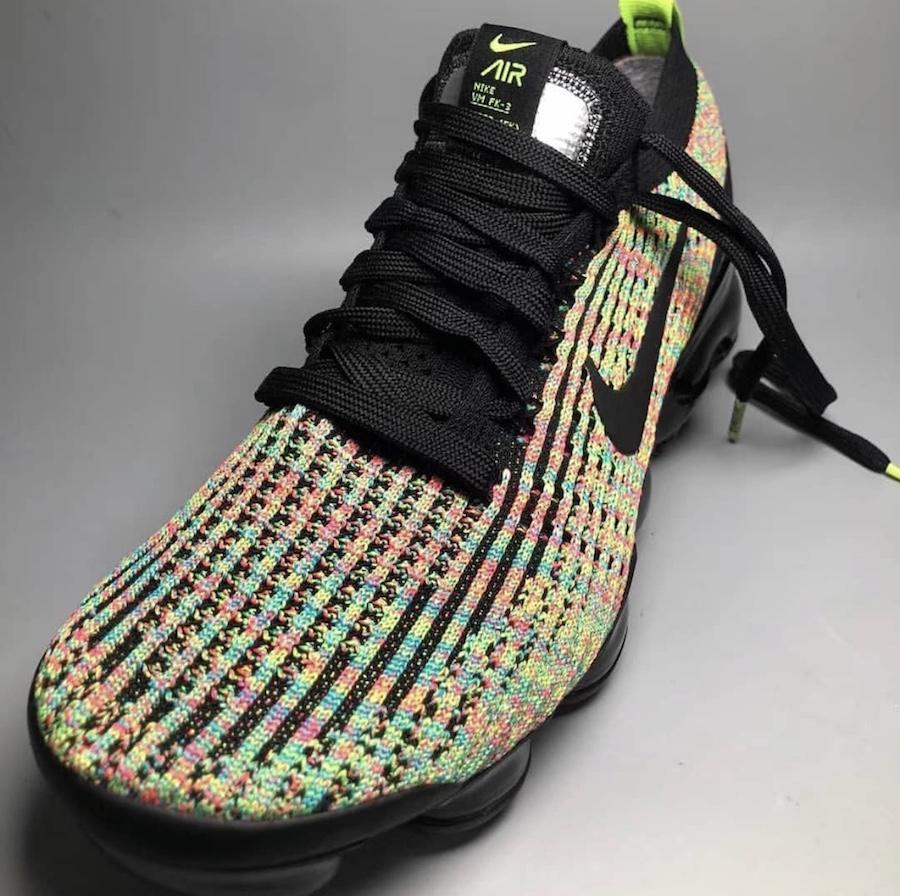 Nike Air VaporMax 3.0 Multicolor Release Date