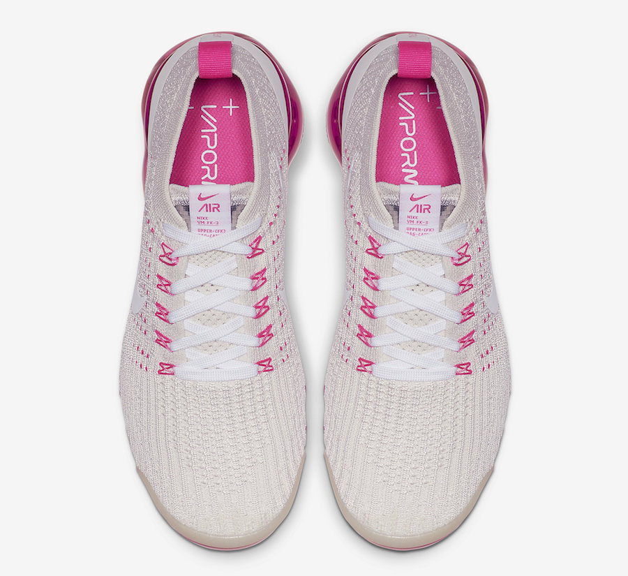 Nike Air VaporMax 3.0 Pink Rise AJ6910-005 Release Date
